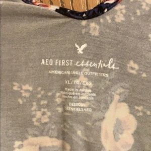 American Eagle Outfitters Other - Floral American Eagle Bodysuit